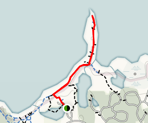 Sunset Point Map