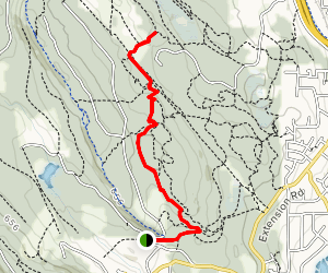 Humility Trail Map