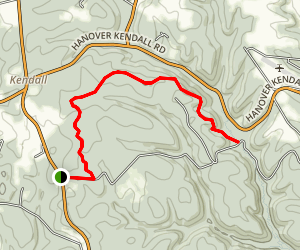 Appaloosa Trail Map