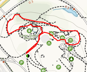 Queen Elizabeth Park  Map
