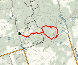 Glen Major Forest Loop Trail Map