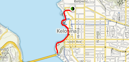 Kelowna Waterfront Trail - British Columbia, Canada | AllTrails on kamloops map, alberta map, london map, british columbia map, vernon bc map, quesnel lake map, ft st john map, whitehorse map, whistler map, cardston map, prince george map, canada map, okanagan map, st. catharines map, ville st. laurent map, st. john's map, lake country bc map, niagara region map, southern bc map, abbotsford map,