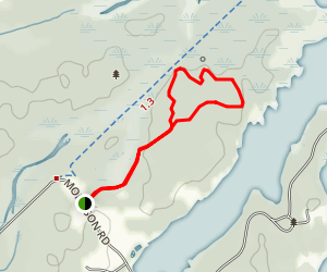 Cedar and Maple Loop Trail   Map