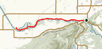 Rotary Vedder River Trail Map