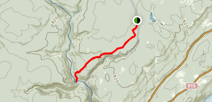Black Hole Trail  Map