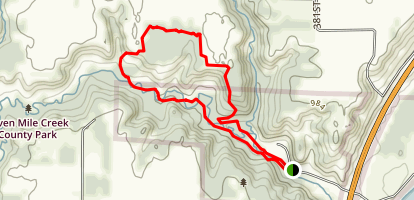 Trail 9 Loop Map