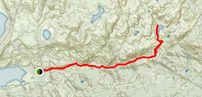 Lake Ethel Trail Map