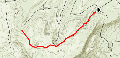 Steamboat Mountain Map