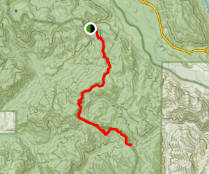 Stampede Pass to Tacoma Pass via the PCT Map
