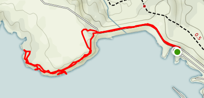 Ward Hike Map