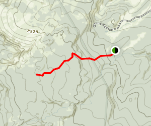 Sherd Lake Trail Map