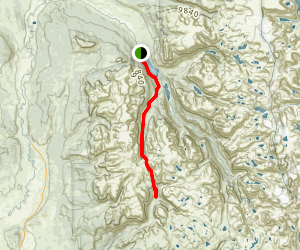 Porcupine Trail Map