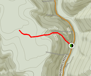 Ash Hollow Trail Map