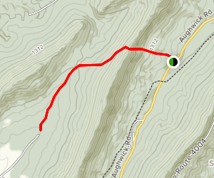 Todd Trail Map