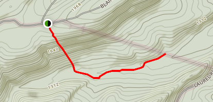 Sheriff Trail Map