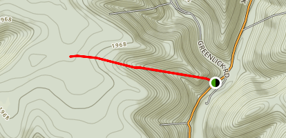 Oxbow Hollow Trail Map