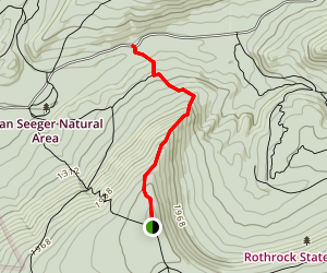 Ross Trail Map