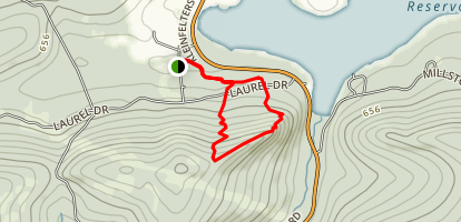 Valley View Trail Map