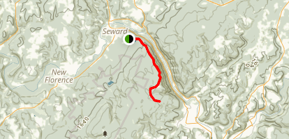 Laurel Highlands Trail Map