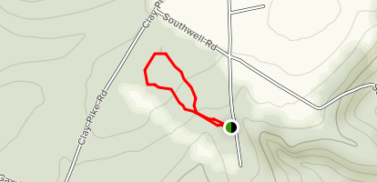 McFeely Trail Map