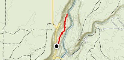 La Vista Verde Trail Map