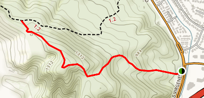 Zev Yaroslavsky Trail Map