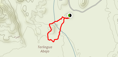 Terlingua Abaja Trail Map