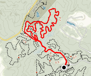 D Trail  Map