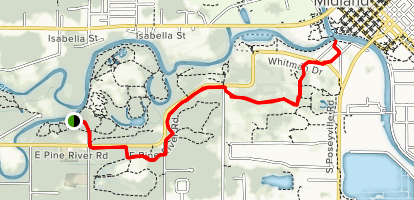 Chippewa Trail Map