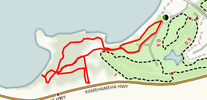 Banyan Tree Route Map