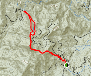 Art Loeb Trail #2 Map