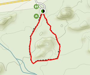 Redstone Dune Loop Trail Map