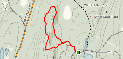North Trail Map