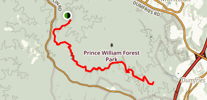 South Valley Trail Map