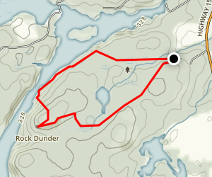 Rock Dunder Map