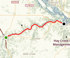 Cannon Valley Trail Map
