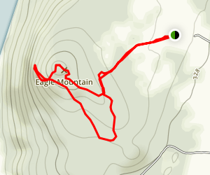 Eagle Mountain Trail Map