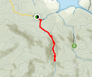 Murray Trail Map