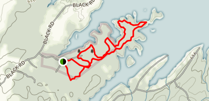 Eagle Point Trail Map