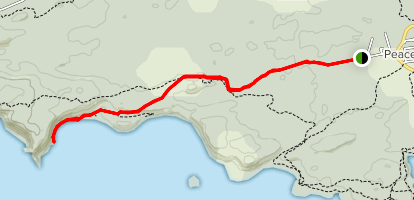 Rame Track Map