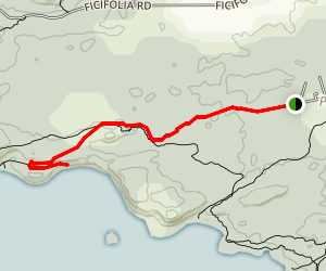 Salmon Bay Track Map
