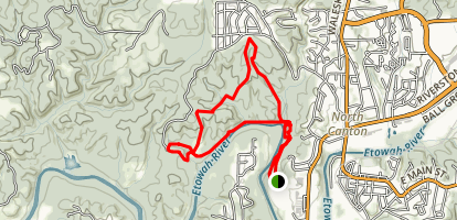 Sutallee Trail Map