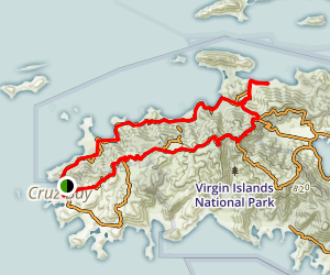 Saint John Loop Virgin Islands AllTrails