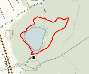 Chaffin Pond Map