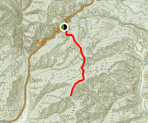 Bald Mountain to Great Western Trail Map