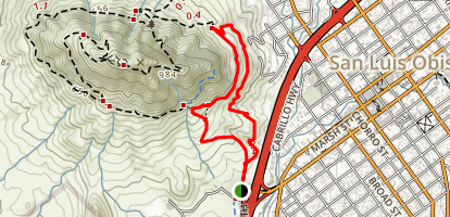 Lemon Grove Loop Trail Map