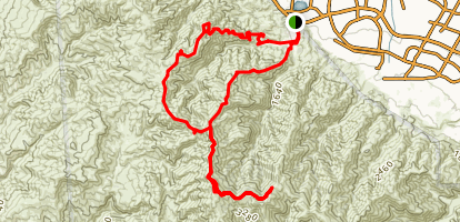 Skinsuit Trail Map