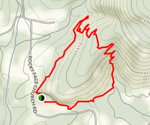 Grindstone Trail Map
