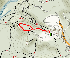 Heritage Trail Loop  Map