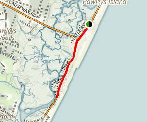 Pawleys Island Map